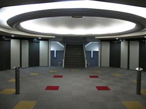ロケーション事業 エレベータホール